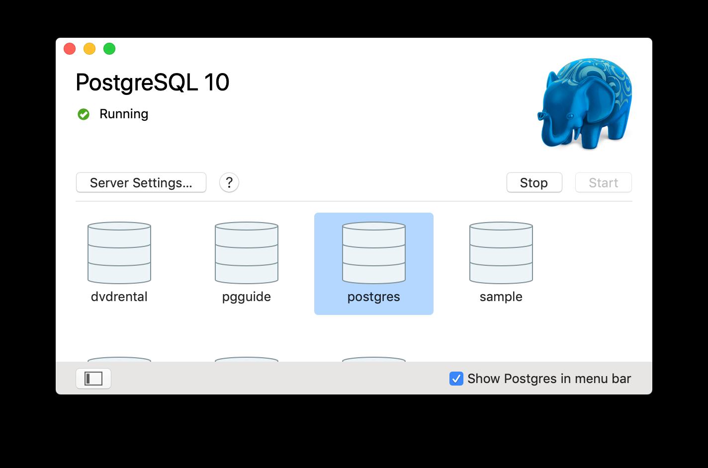 PostgreSQL - How to install sample database on Mac for beginners