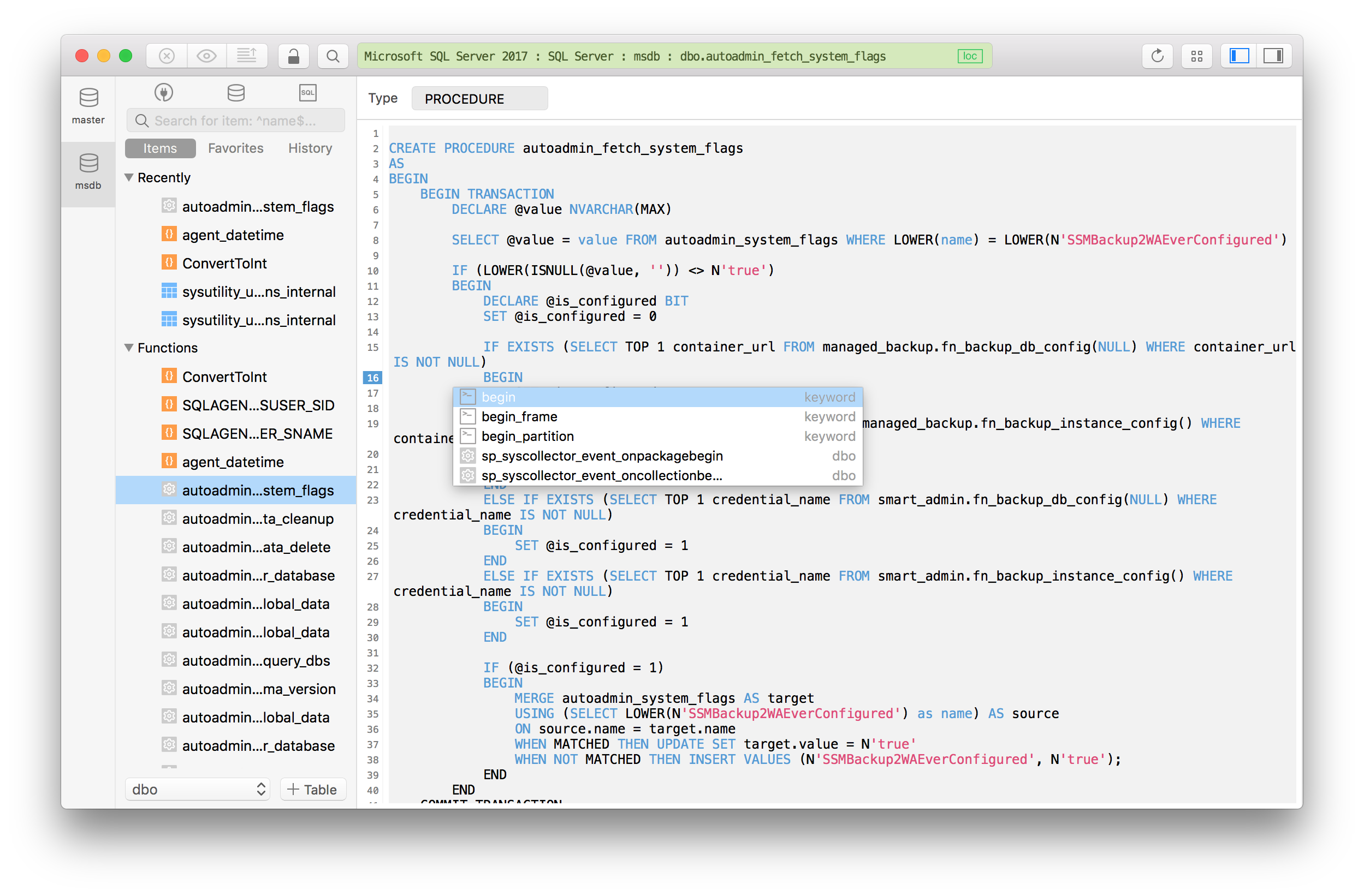 A native SQL Workbench alternative for Mac & Windows | TablePlus